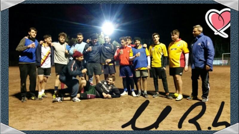 Allenamenti Rugby Ladispoli