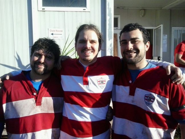 CRC-Tuscia: Marco Cavicchia, Luca Schilirò, Angelo Paparoni