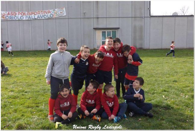 Unione Rugby Ladispoli_raggruppamento_Oriolo_1232017