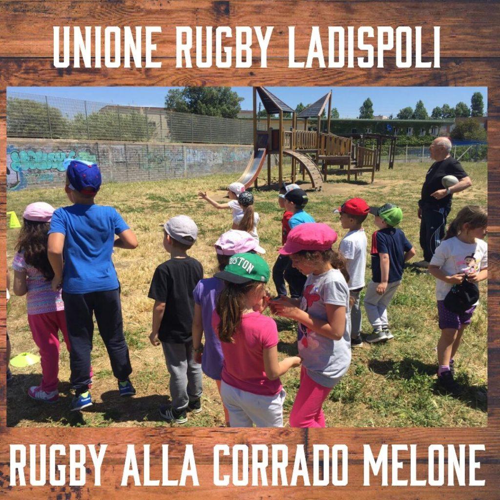 Rugby alla Corrado Melone con l'U.R.L.