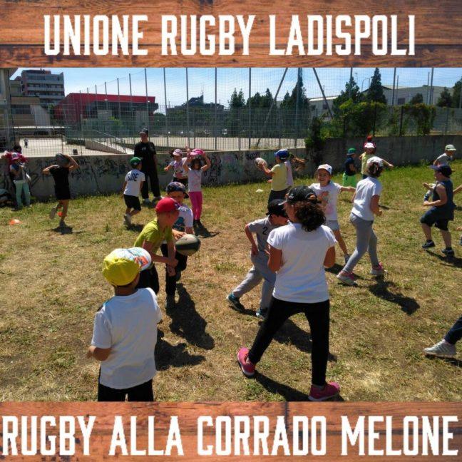 Rugby alla Corrado Melone