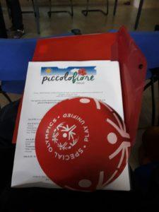 U.R.L. 30-9-2017: Diploma corso allenatori Special Olympics