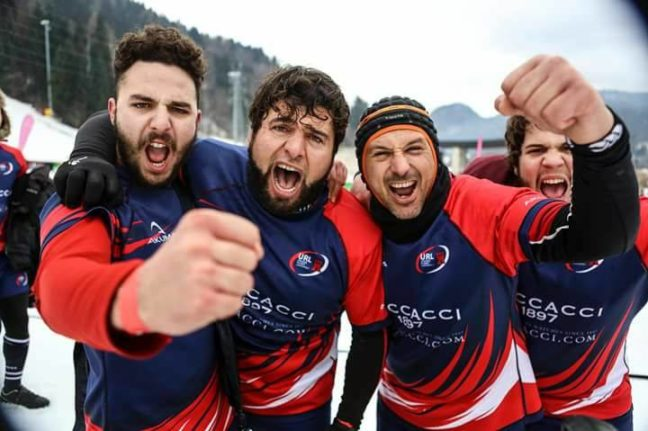 URL_snow rugby tarvisio 2018