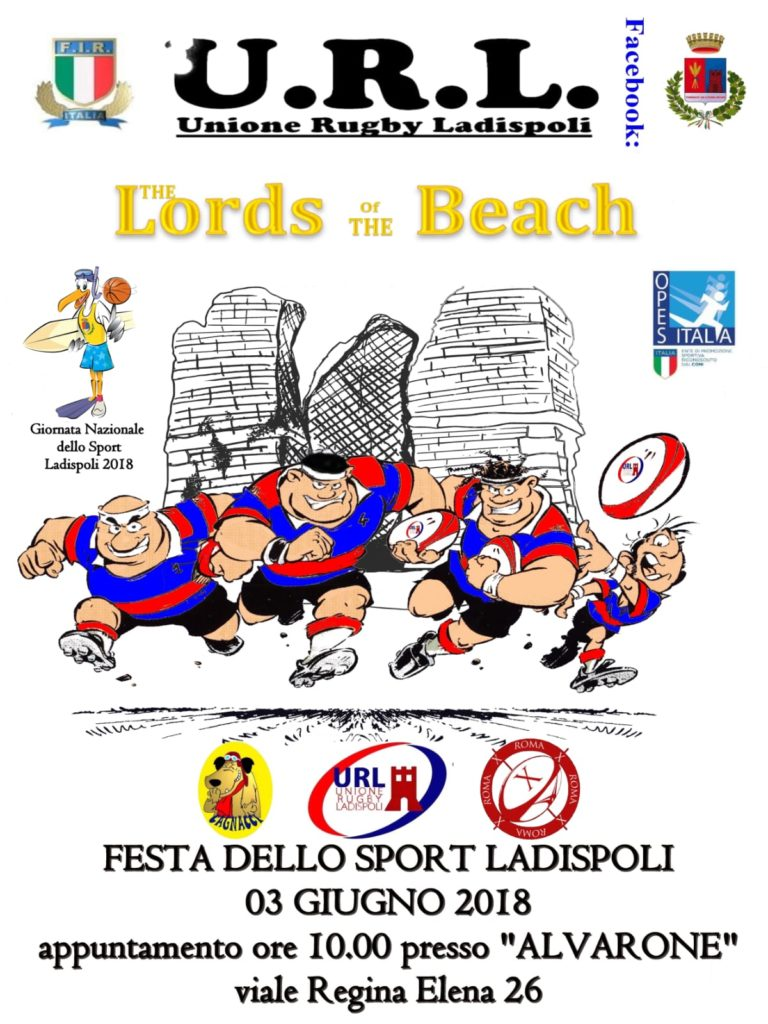 Torneo Beach Rugby Ladispoli