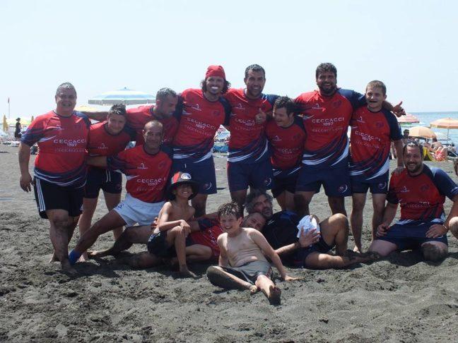Unione Rugby Ladispoli_torneo Beach Rugby_03062018