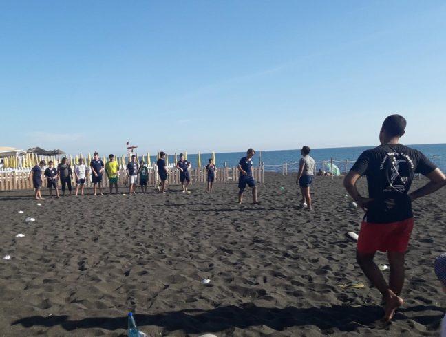 Open Day sulla spiaggia - stagione 2018-19 - U14