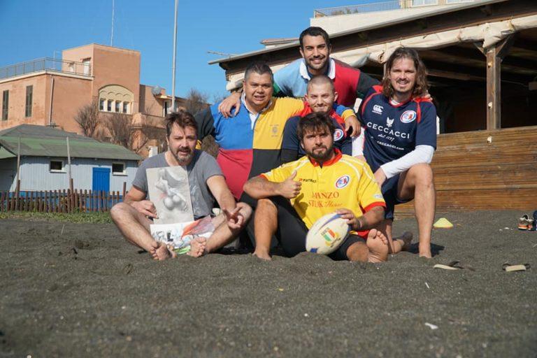 U.R.L. - rugby on the beach