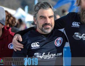 Claudio - U.R.L. - Snow Rugby Tarvisio 2019