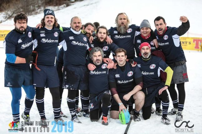 Unione Rugby Ladispoli - Snow Rugby Tarvisio 2019