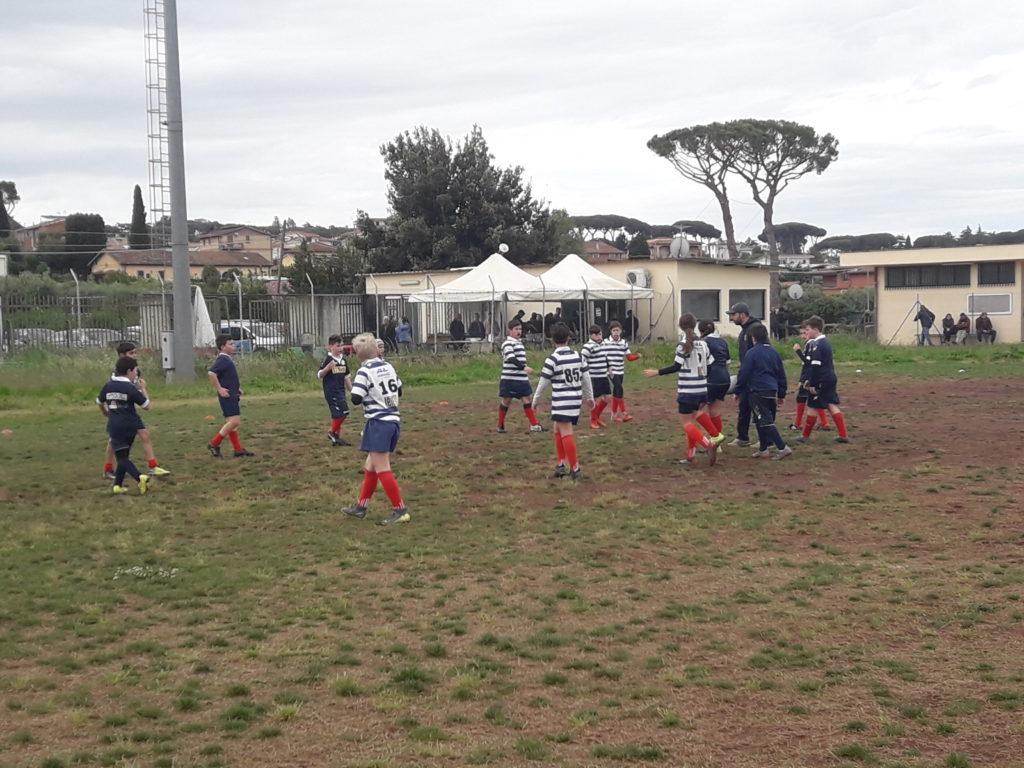 URL e Flaminia Rugby U12