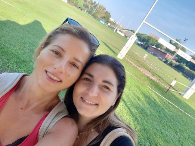 Maura e Giulia - allenatrici URL
