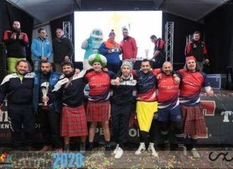Premiazione Unione Rugby Ladispoli-Snow Rugby Tarvisio 2020