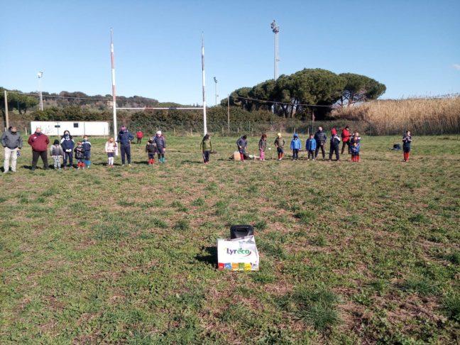 Rugby contro il bullismo-presentazione